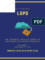 Aspectos gerais LGDP