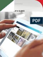 MAXPRO Cloud at a Glance Brochure
