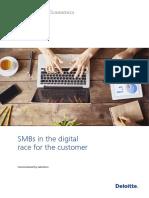 Deloitte Au Economics Smbs Digital Race for Customer 090316