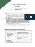 RPP KD 3.1 Kelas X Peminatan, New.