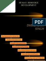 Evolution of HRD