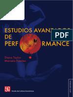 Estudios Avanzados Del Performance