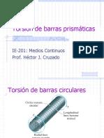 IE 201 05 Torsión