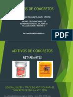 ADITIVOS DE CONCRETOS.pptx Grupo 2.pptx