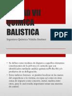 5- Balistica
