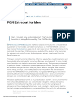 PGN Estracort for Men _ Muscle & Strength