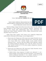 Ba Penetapan Pps Grobog Wetan