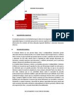 INFORME PSICOLABORAL - Gianmarco Cortijo Rodriguez