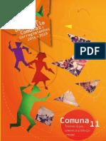 Plan de Desarrollo 2016 - 2019 - Comuna 11