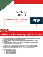 Adtimes_ABFRL_2018