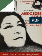 Cancionero Mercedes sosa