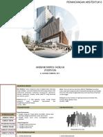 Konsep Studio Perancangan Arsitektur 6