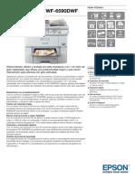 Impresora Multifuncion Epson Workforce Pro Wf 6590dwf c11cd49301
