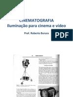 Cinematografia e Iluminação