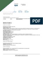 Relatório Marcador - Painel de Preços