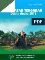 Kecamatan Tengaran Dalam Angka 2017