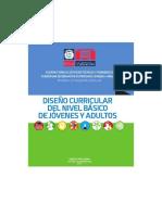 Diseño Curricular del Nivel Básico de Jóvenes y Adultos. República Dominicana.