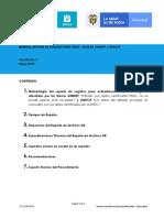 MANUAL GESTION ACTUALIZACIONES RNEC