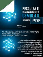 A3-Automação Inteligente Do Centro Sistema de Operação Da Distribuição - COD Do Futuro