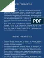 5 Direitos Fundamentais