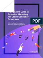 [eBook] Retention Marketing for Beginners