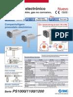 Catalogo PS 1000