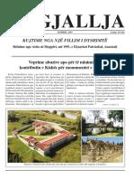 "Gazeta ""Ngjallja"" Korrik 2019"