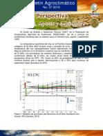 Boletin Agroclimatico Mensual No 07 2019
