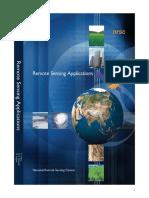 Remote Sensing Applications Contents NRSC 2010