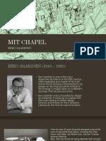 MIT CHAPEL [Autosaved].pptx
