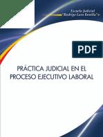 Proceso Ejecutivo Laboral - Escuela Rodrigo Lara Bonilla.pdf