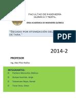 Extraccion Liquido Liquido 2014-II