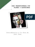 Realidad Transfigurada acerca de la obra de Paúl Puma