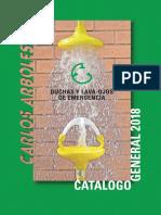 Catalogo CARLOS ARBOLES