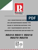 Ruggerini Rd 210 270