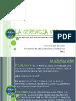 Gerencia Verde
