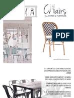 Catalogo Nuevo 2019 - All Chairs