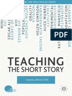 COX, Ailsa. Teaching the Short Story.pdf