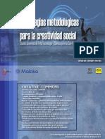 Estrategias metodológica para la creatividad social