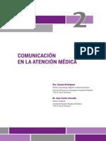 Comunicación en La Atencion Médica-PRONAP 2016
