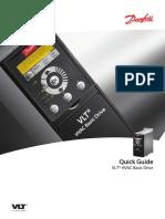 VLT HVAC Basic Quick Start Guide MG18A302