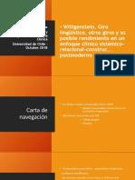 Clase Giro Linguistico Witt UCHILE 2018