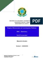 RDC  ELETRÔNICO