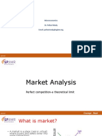 Competitive Markets 1