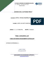 Tablas Jose Sixto
