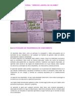 Cruz Categorial y Descripcion de Principios Éticos y Morales
