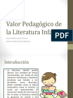 Valor Pedagógico de la Literatura Infantil.pptx