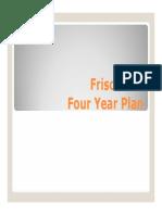 Frisco Isd 4 Year Plan