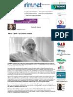 Paulo Freire e a Extrema Direita