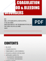 BLOOD, COAGULATION OF BLOOD & BLEEDING DISORDERS 12_7_19.pptx